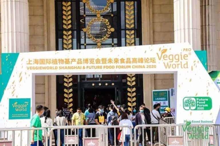 上海VeggieWorld © Wellfairs GmbH Ken Zheng